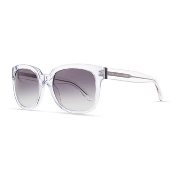 Gradient Marc Jacobs By Clear Sunglasses lJTuK1c3F